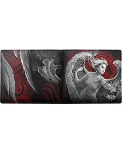ANGEL DESPAIR - BIFOLD WALLET WITH RFID BLOCKING AND GIFT BOX
