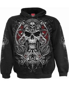 REAPER'S DOOR - MEN'S BLACK HOODY