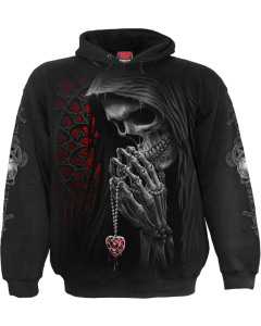 FORBIDDEN - MEN'S BLACK HOODY