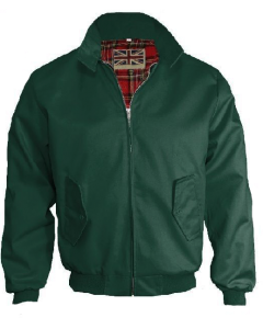 HARRINGTON GREEN JACKET