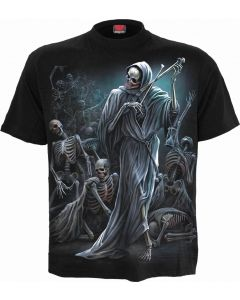 DANCE OF DEATH - BLACK T-SHIRT