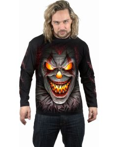FRIGHT NIGHT - BLACK LONG SLEEVE T-SHIRT