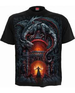 DRAGON'S LAIR - BLACK T-SHIRT