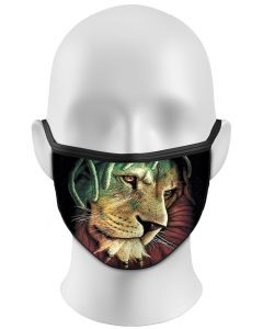 RASTA LION- PROTECTIVE FACE MASK