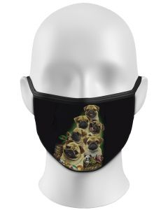 PUGS- PROTECTIVE FACE MASK