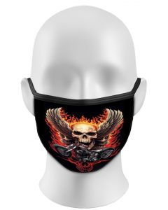 SKULL WINGS- PROTECTIVE FACE MASK