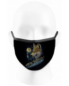 SNOW WOLF- PROTECTIVE FACE MASK