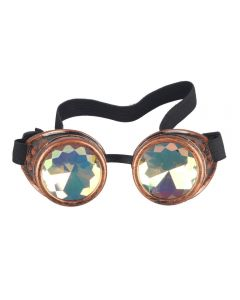 KALEIDOSCOPE WELDING CYBER GOGGLES  - RED COPPER