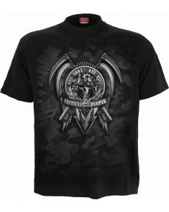 TACTICAL REAPER - BLACK T-SHIRT