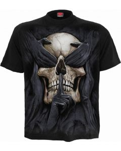SEE NO EVIL - BLACK T-SHIRT