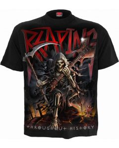 REAPING TOUR - BLACK T-SHIRT