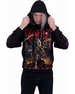 REAPING TOUR- MEN'S BLACK HOODY