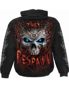 RESPAWN - MEN'S BLACK HOODY