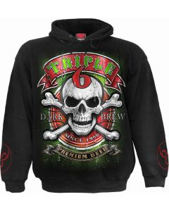 TRIPLE 6 - MEN'S BLACK HOODY